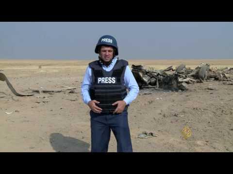 نافذة معركة الموصل 25/10/2016 (نشرة الحصاد)