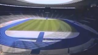 ملعب نهائي دوري أبطال أوروبا الاستاد الاولمبي في برلين 2015 ll فيديوخاص بالملعب