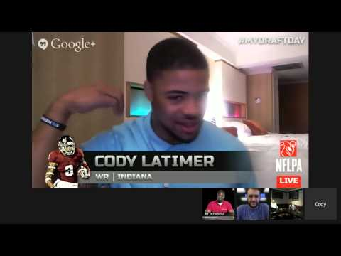 #MyDraftDay:  Cody Latimer