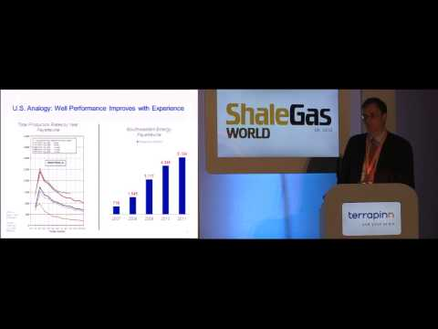 How to get shale gas developed in the UK - 3Legs Resources - Shale Gas World UK 2013