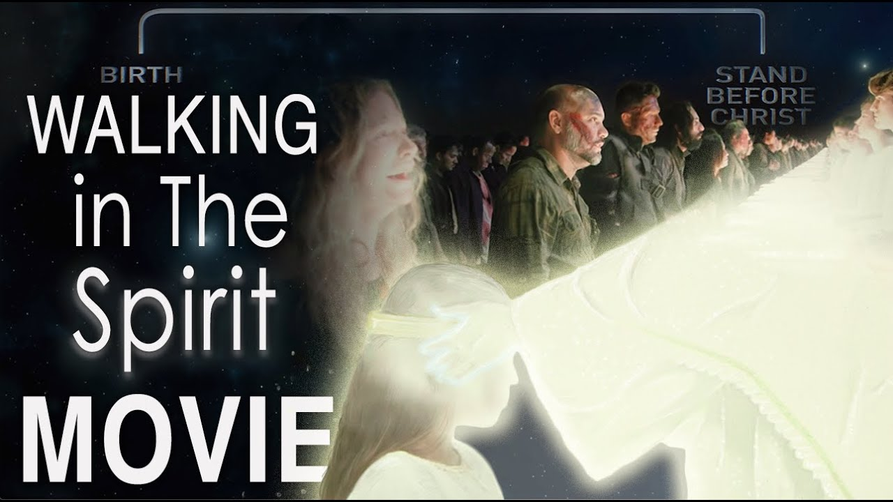 TIME is Running Out...Win Your Race // Walking in The Spirit Movie