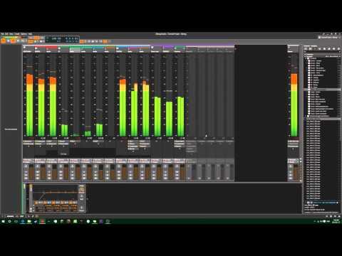 Music Production Tutorials - Bitwig Studio, Ep 3. (Advanced Mixing)