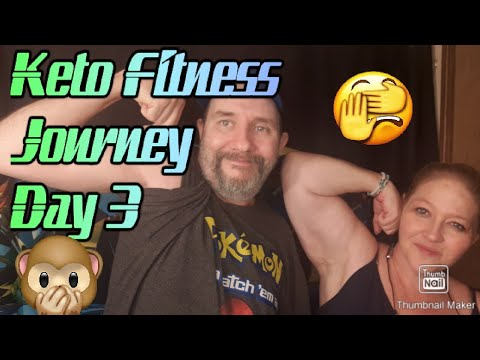 keto-fitness-journey-day-3-gym-workouts-and-weigh-in