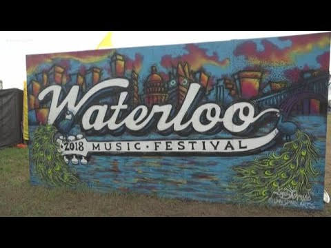 First ever Waterloo Festival in Austin draws out hundreds