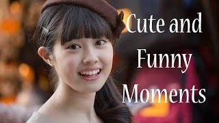 Cute and Funny compilation of Hana Taguchi If anyone is interested ...