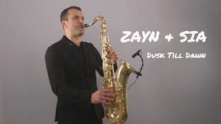 ZAYN ft. Sia - Dusk Till Dawn [Saxophone Cover] by Juozas Kuraitis