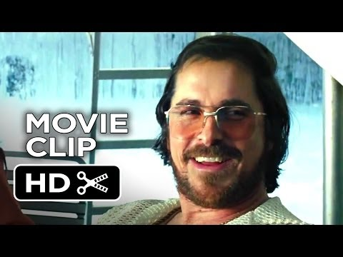 American Hustle Movie CLIP - Meeting (2013) - Christian Bale Movie HD