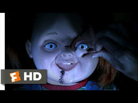 Curse of Chucky (4/10) Movie CLIP - Your Mother's Eyes (2013) HD