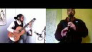 Traditional - Greensleeves [guitar and recorder]