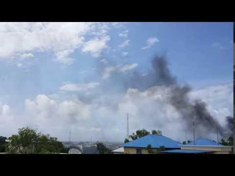 MOGADISHU BLAST IN SOMALIA