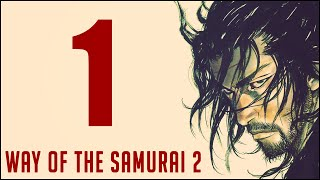 Way of the Samurai 2 [1] - THE MUTE (Gameplay / Walkthrough) (PS2 HD)