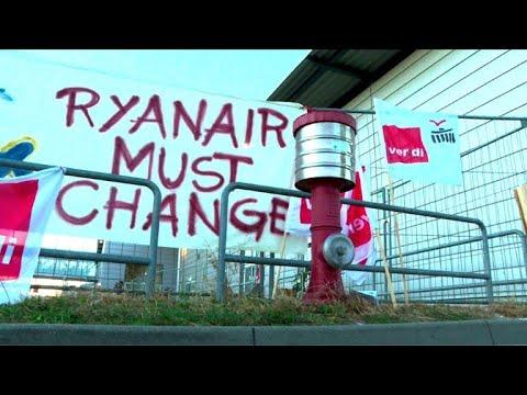 En Allemagne grèves chez Ryanair, son patron ne cèdera pas