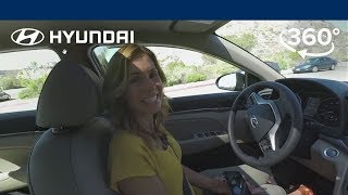 360 Test Drive | 2017 Hyundai ELANTRA -- Not Just New. Better.