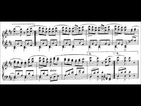 Ludwig van Beethoven - Variations on an original theme Op. 76 (audio + sheet music)
