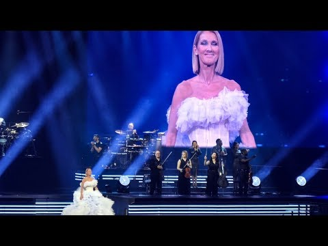 Céline Dion - Imagine Live @ Barclays Center, Brooklyn (2020)