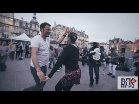 Salsa Dancing in France!