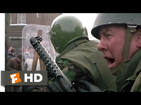 In the Name of the Father (1993) - IRA Riot Scene (1/10) | Movieclips