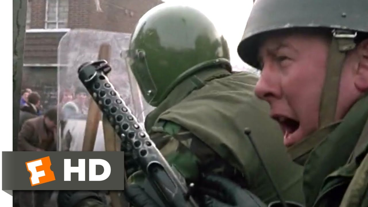 Download In the Name of the Father (1993) - IRA Riot Scene (1/10) | Movieclips