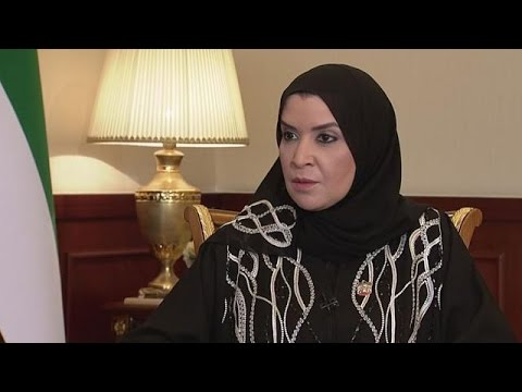 The Emirati Amal Al Qubaisi aims to build a common strategy with the EU… - global conversation