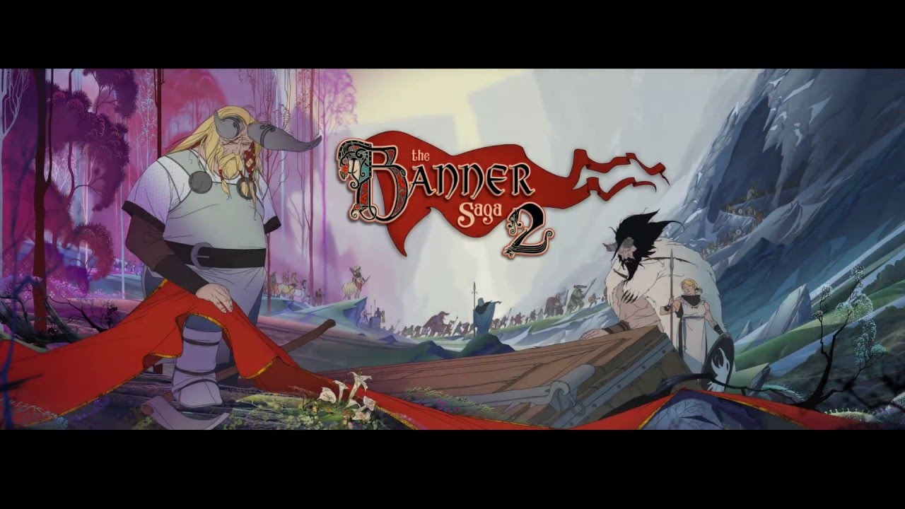 Banner Saga 2 Launch Trailer