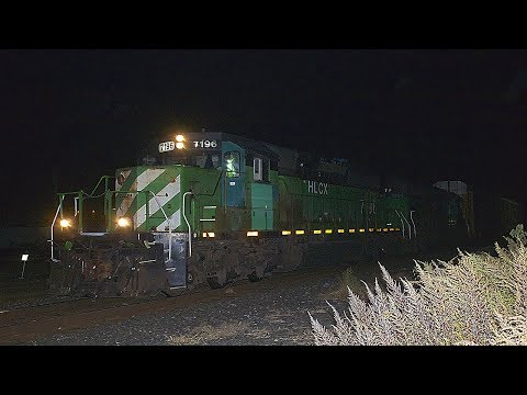 November 2015 Railfanning Montage: Double-Ended NJT Geeps, Colorful Trains, HLCX SD40s, & More!