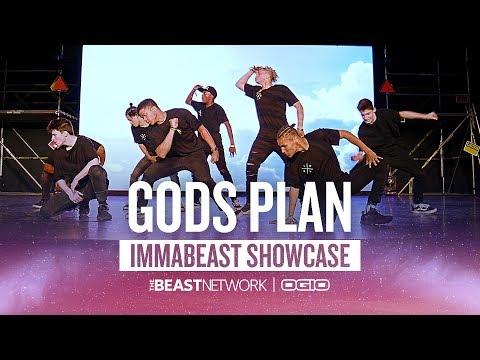 Gods Plan - Choreography by Willdabeast   IMMABEAST Showcase 2018