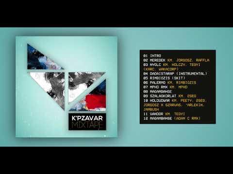 K'PZAVAR MIXTAPE (2018)