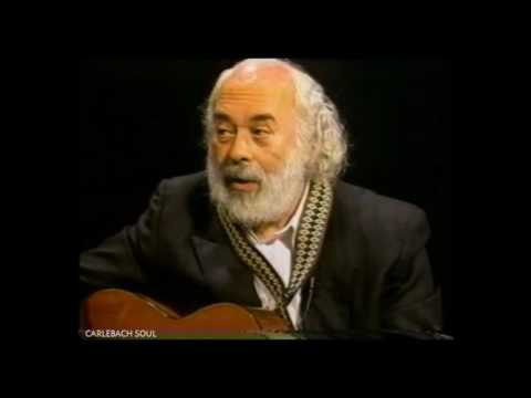 shlomo carlebach - LIVE how i Composed Lord get me high