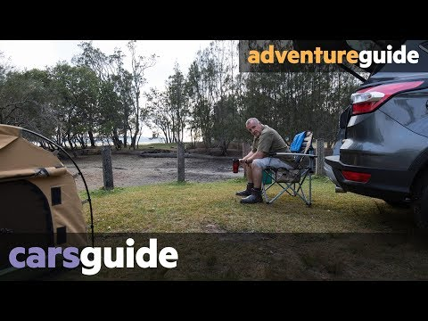 AWD Camping Adventure In Royal National Park, NSW