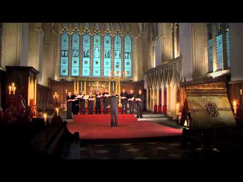 The Tallis Scholars sing Victoria's First Lamentation for Maundy Thursday