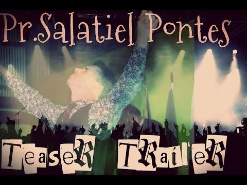 Pr.Salatiel Pontes - Eu Vou Entrar Em Jerusalém TEASER TRAILER GIDEÕES 2015