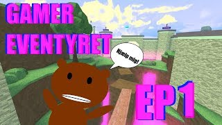 Gamer eventyret EP1 - Roblox