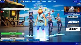 Playing fortnite (anyone can join)