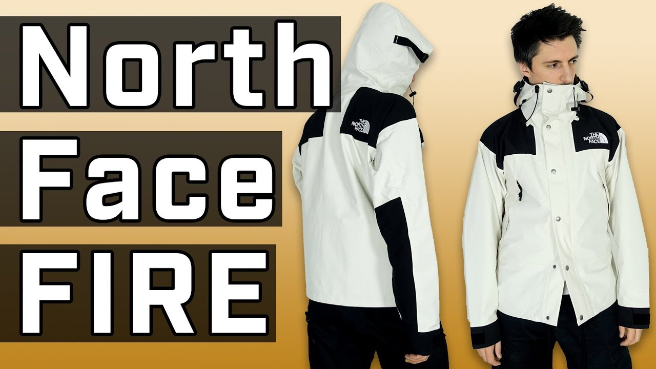 The North Face Mountain GTX Jacket 1990 REVIEW - YouTube 096cc2af7241