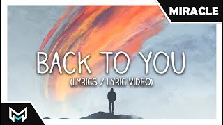 RYVN - Back to you (Lyrics Lyric Video)
