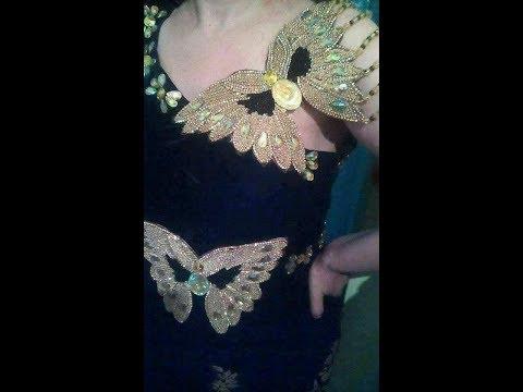 Gnader Papillon Et Paon 2018  جديد قنادر الفراشة والطاوس