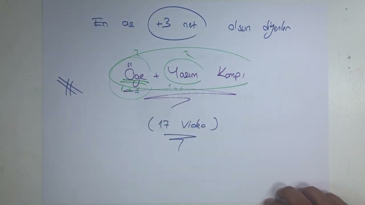 Paragraf Soru Çözümü / KARMA / RÜŞTÜ HOCA