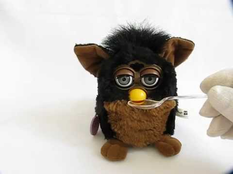 Furby 1. Generation Anleitung