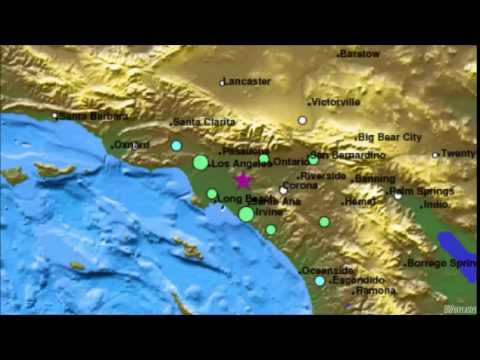 M 5.1 EARTHQUAKE - GREATER LOS ANGELES AREA, CALIFORNIA March 29, 2014