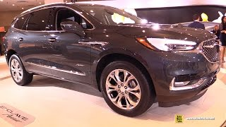 2018 Buick Enclave Avenir - Exterior and Interior Walkaround - Debut at 2017 New York Auto Show