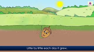 Little By Little | English Poem For Kids | Grade 2 | Periwinkle