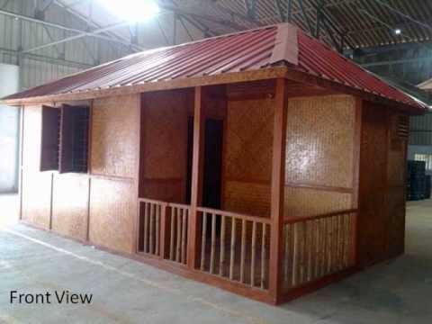 Bamboo Prefab Housing Wmv Youtube