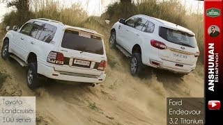 Landcruiser 100, Endeavour 3.2, Storme 400, Fortuner, Duster, D-Max, Gypsy: Weekend Offroading