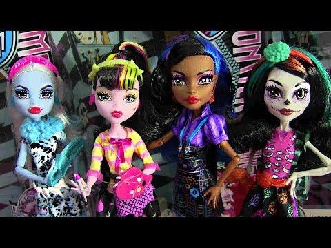 Ever After High Купить куклы Школа Долго и счастливо