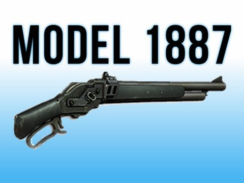 MW3 In Depth - Model 1887 Shotgun