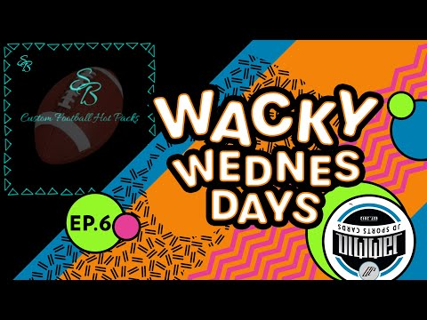 Wacky Wednesday EP.6 | Southern Breakers Hot Pack Football | 8K GIVEAWAY WINNER
