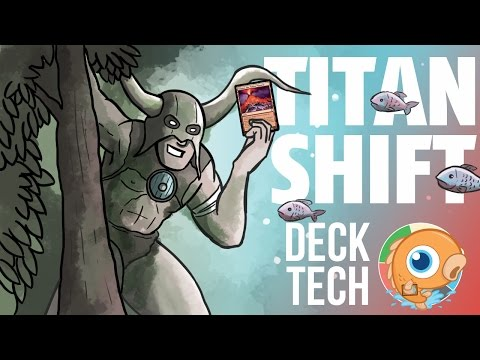 Instant Deck Tech: Titan Shift (Modern)