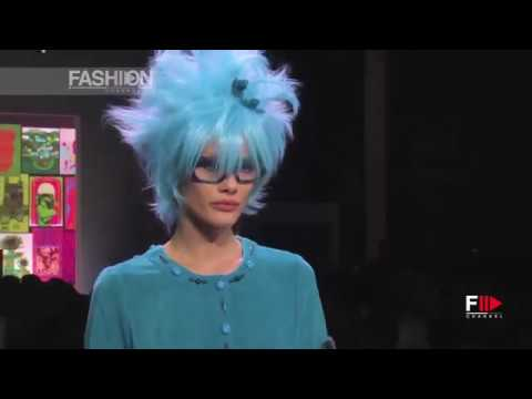 ANNA SUI Highlights Spring Summer 2019 New York - Fashion Channel