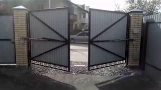 Автоматика для распашных ворот из китая(, 2017-09-15T08:57:38.000Z)