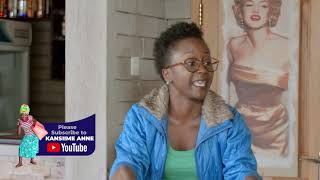 The bar hottie! Kansiime Anne. African Comedy